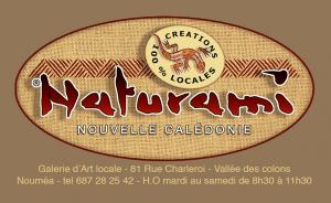 Logo de Anne Marie d'ANGLEBERMES  & Patrick DUFFIEUX Naturami